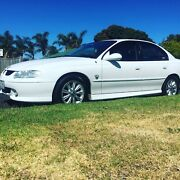 Vx s-pac 2002 commodore Patterson Lakes Kingston Area Preview