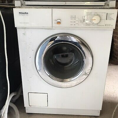 miele washing machine used