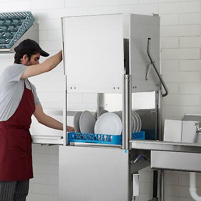 Low Temp Single Door-type Stainless Steel Commercial Restaurant Dishwasher 115v