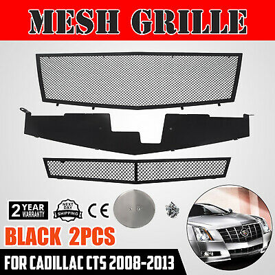 Front Grille for Cadillac CTS 2008-2013 A77768H Customized Combo Insert Exterior