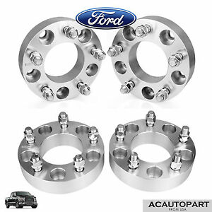 4 Wheel Spacers Adapters 5x135 to 5x135 | 1.5