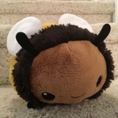 Squishable Plush Small Bumblebee Honey Bee 8 IN Stuffed Animal Toy