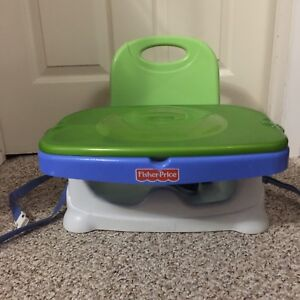 Fisher  Price Healthy Care Deluxe Booster