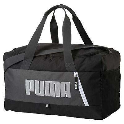 c8b59c0fe7878 PUMA Sports Bag Graphic S II Puma Black