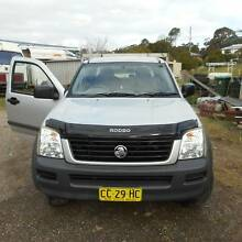 2005 Holden Rodeo Ute Warners Bay Lake Macquarie Area Preview