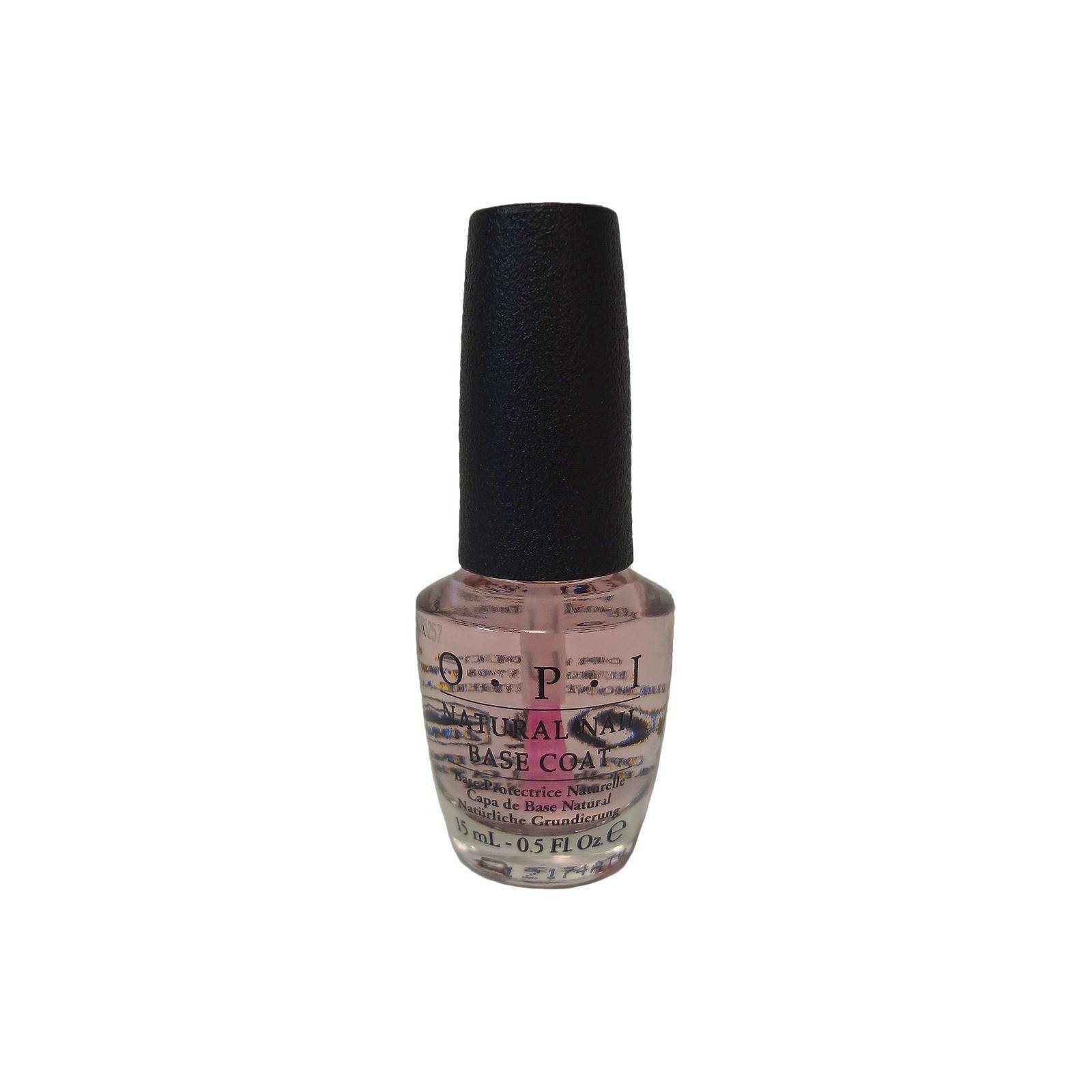 OPI Natural Nail Base Coat, 0.5-Fluid Ounce\