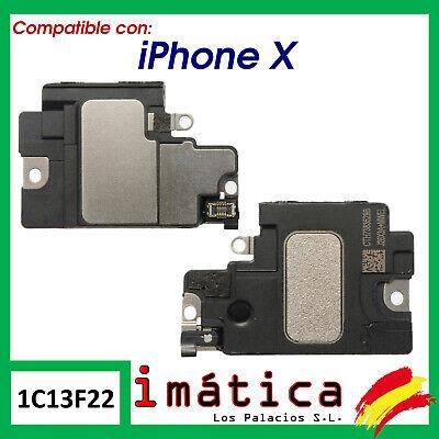 BUZZER PARA APPLE IPHONE X 10 ALTAVOZ INTERNO INTERIOR RINGER SPEAKER REPUESTO