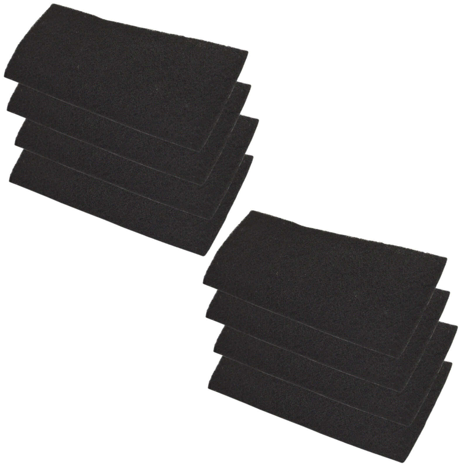 8-Pack Carbon Filter for Holmes HAP Series Air Purifiers, BHOR31-1 Replacement