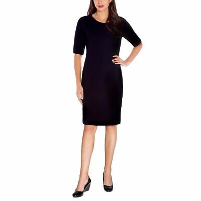 CLOSE OUT! Mario Serrani Womens Textured Knit Shift Dress SIZE & COLOR VARIETY! Closeout Shift