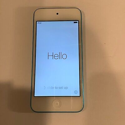 Apple iPod Touch 5th Generation 32GB BLUE A1421