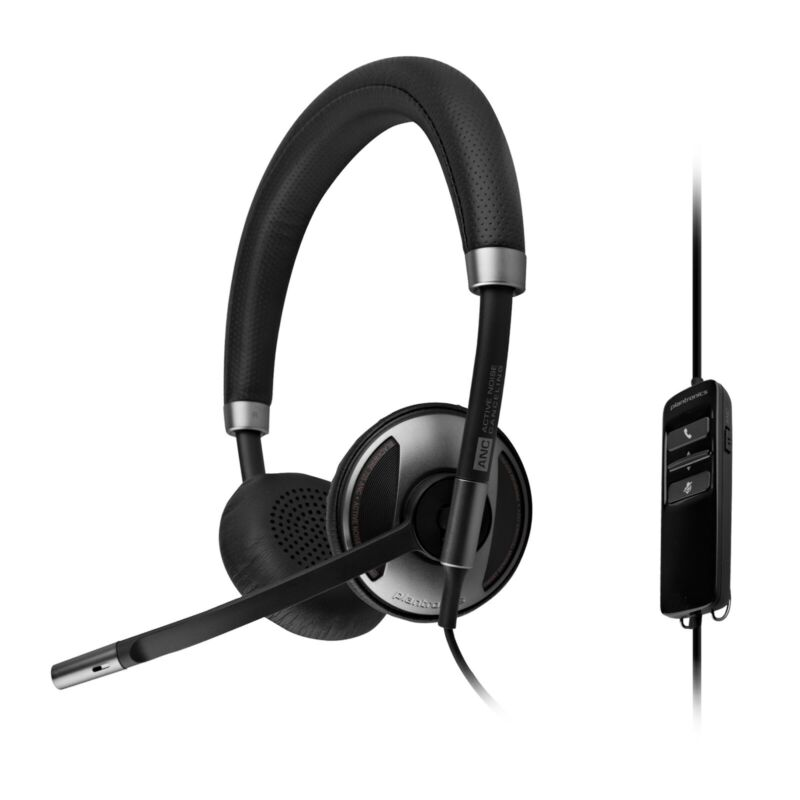 Plantronics Blackwire C725 Wired Headset (Black)