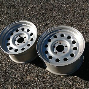Commodore, 16 X 8.5, alloy light weight racing wheels Yatala Vale Tea Tree Gully Area Preview