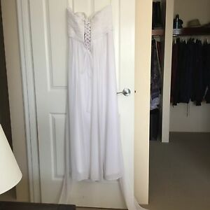 Women's Size 16 Chiffon Lace Back Party Dress - NEW Two Rocks Wanneroo Area Preview