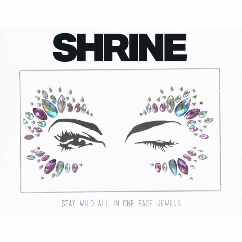 Shrine+-+Individual+Self+Adhesive+Face+Jewel+-+Stay+Wild