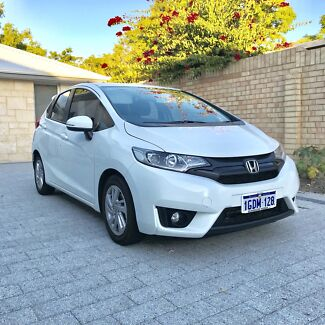 2017 Honda Jazz VTi with LOW KMs! East Perth Perth City Area Preview
