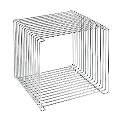 Montana Panton Wire Regalelement chrom chrom 34,8 x 34,8 cm, h 34,8 cm