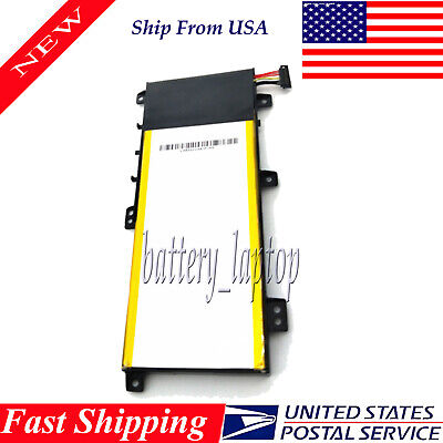 For Asus 15.6 R554LA Replacement Laptop Battery 7.6V 38Wh 4840mAh C21N1333 - $23.76