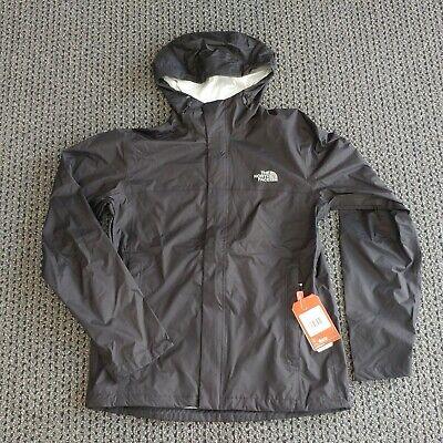 NEW North Face Venture 2 Waterproof Jackets Men's S, M, L, XL Black/Grey/Olive