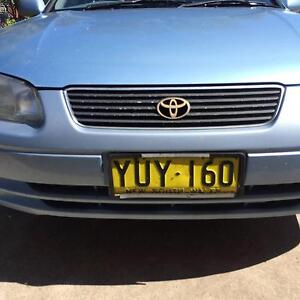 1998 Toyota Camry Sedan Salt Ash Port Stephens Area Preview