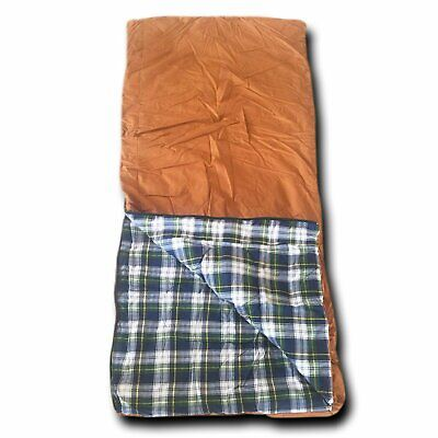 - Wolftraders +20 Degree Classic Canvas Square Sleeping Bag