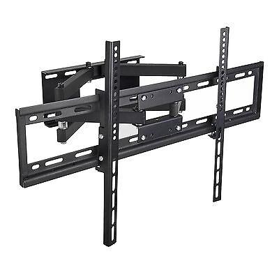 Flat Panel TV Wall Mount Full Motion Tilt Swivel LCD LED 32