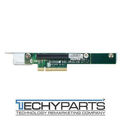 SUPERMICRO RSC-RR1U-E8 1U PCI-E x8 Riser Card Rev 3.10