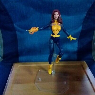 "Marvel Legends XMEN CUSTOM JEAN GREY ""DARK PHOENIX"""