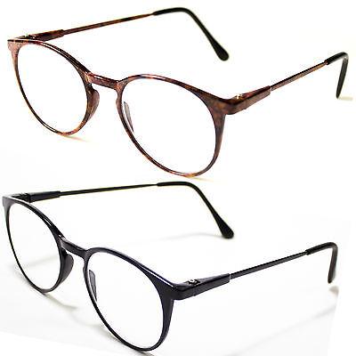Retro Style Plastic Round Small Reading Glasses SHELL ROUND Glasses 1.00 3.00 - Small Plastic Glasses