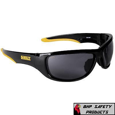 Dewalt Dpg94 Dominator Safety Glasses Radians Smoke Lens Sunglasses Ansi Z87