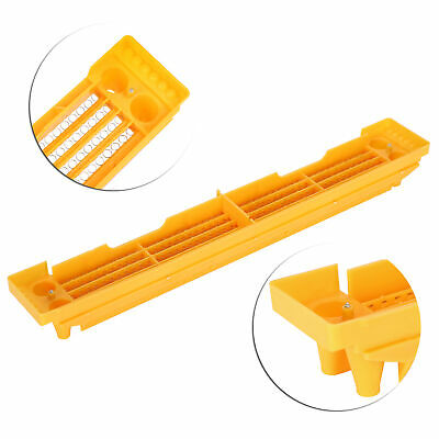 Pollen Trap Collector Beehive Box Collect Tool High Toughness Plastic Beekeep Hg