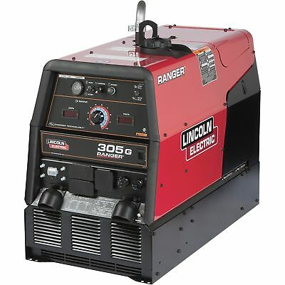 Lincoln Electric Ranger 305 G Multiprocess Weldergenerator 9500w