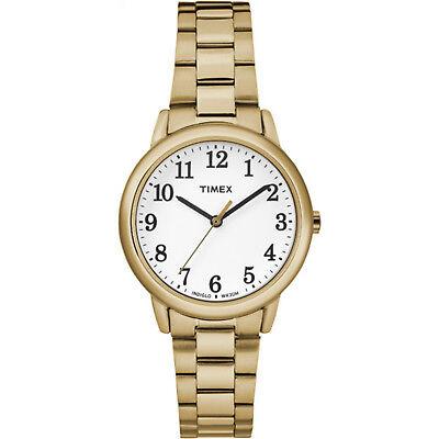 Timex Women's Easy Reader 30mm Bracelet |Gold-Tone| Casual Watch TW2R23800