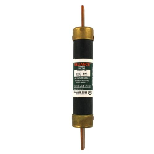 RELIANCE™  One Time Class K5 Fuse KOS125