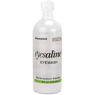 Honeywell International  Inc Personal Eyewash Saline Solution 4Oz Clear