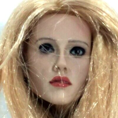 CUSTOM KUMIK 1:6 scale FEMALE Jessica Alba action figure HEAD #1