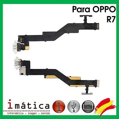 Platte Laden- Für Oppo R7 Connector USB Antenne Mikrofon Vibrator Flex