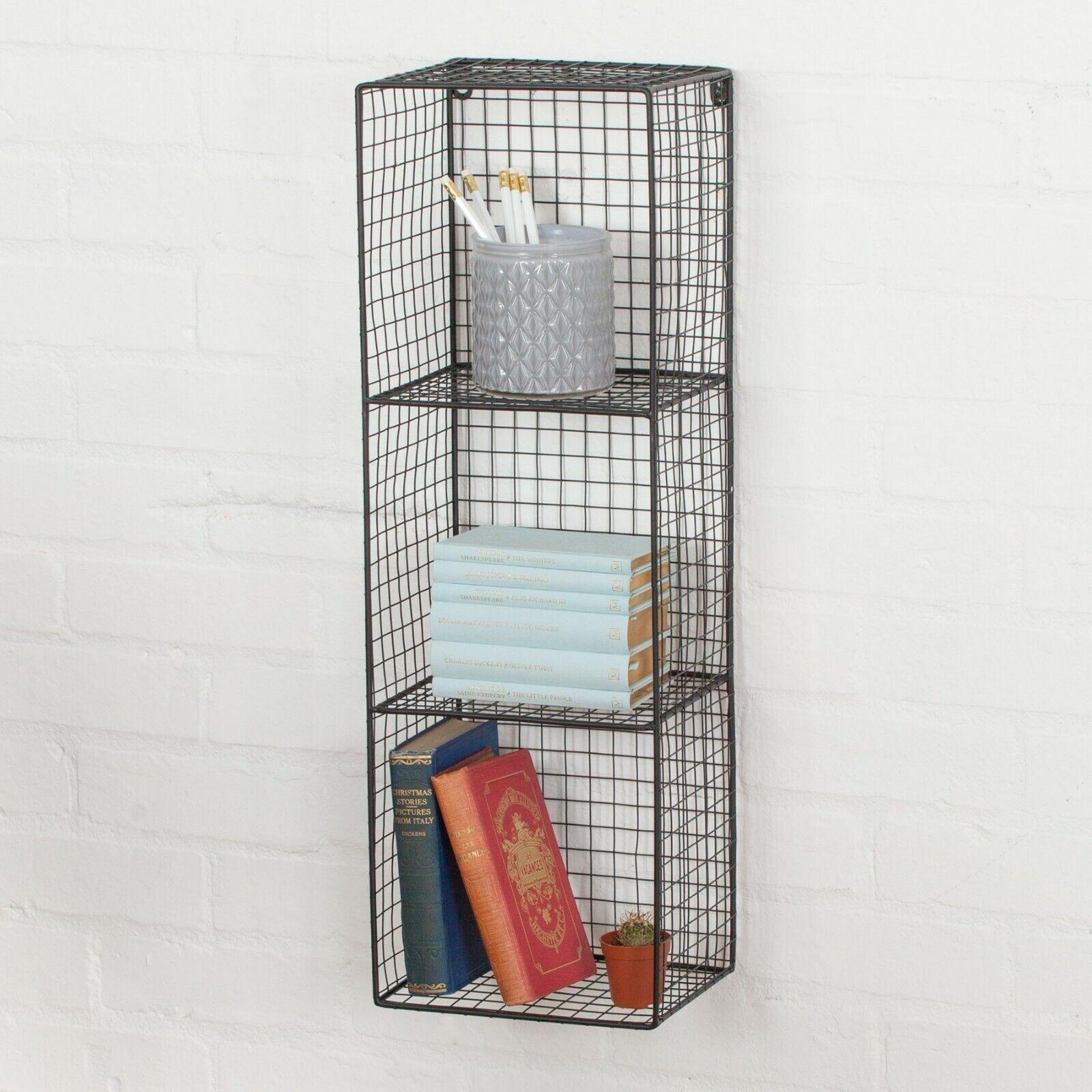 Wire Locker Room Wall Mounted Shelf