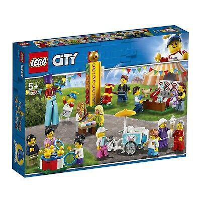 Lego City People Pack Luna Park 60234 City
