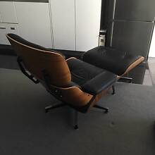 Replica Eames Lounge Chair and Ottoman South Yarra Stonnington Area Preview