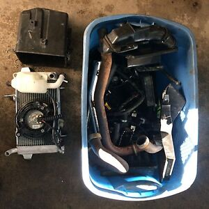 PIECES SUZUKI LTZ 400 09+ INJECTION