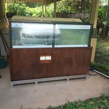 Commercial live saltwater Resturant display tank Cooktown Cook Area Preview