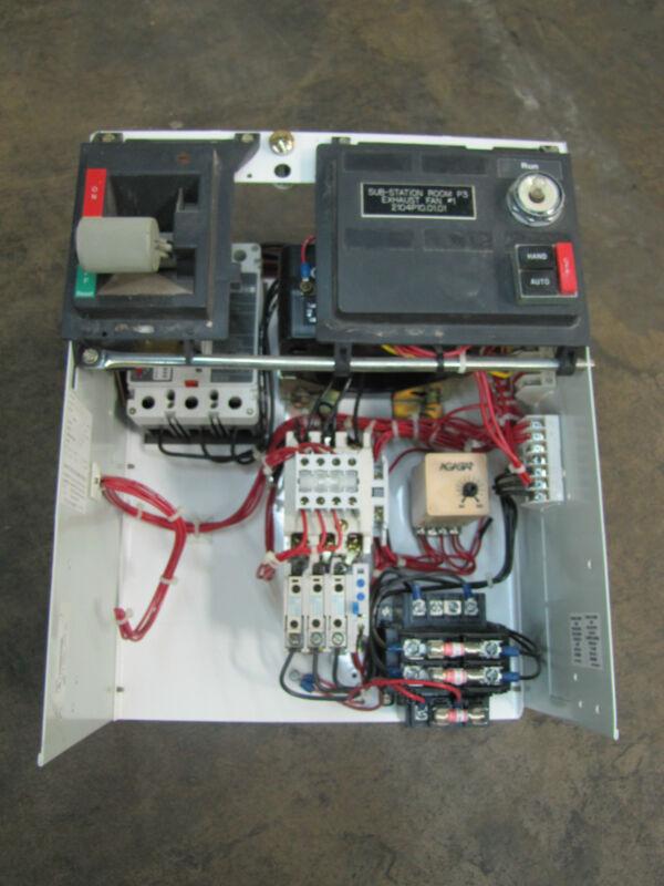 CUTLER HAMMER MCC BUCKET HCS06169 SIZE SZ 1 AN16DN0 15A 15 AMP A HMCP HMCP015E0C