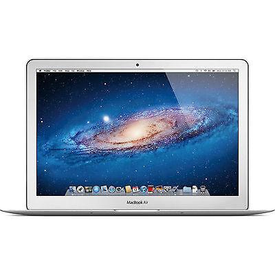 Apple MacBook Air 13.3 Laptop MD231LL/A Core i5-3427U 128GB SSD 4GB RAM OS 10.10
