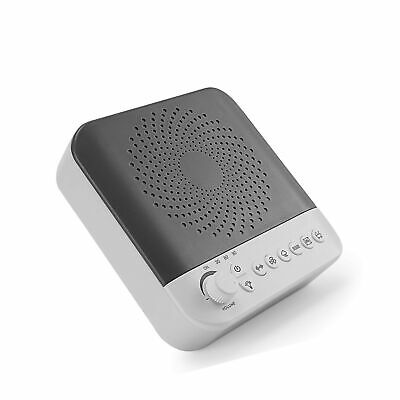 White Noise Sound Machine for Sleeping, 17 Non-Looping Soothing Sounds with H...