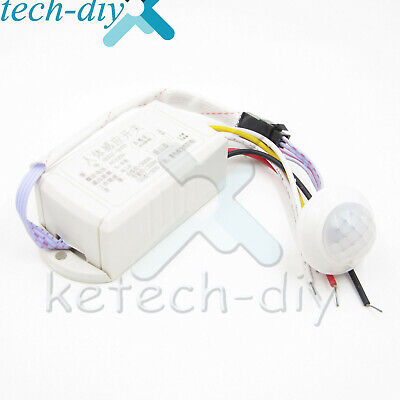 Ir Infrared Body Sensor Module Intelligent 220v Light Motion Sensing Switch L2kd