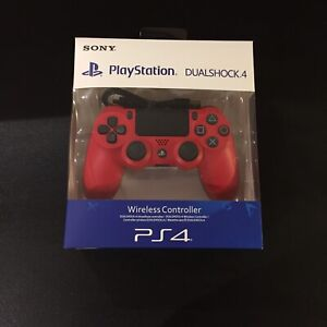 PS4 Controller - Brand New - Red