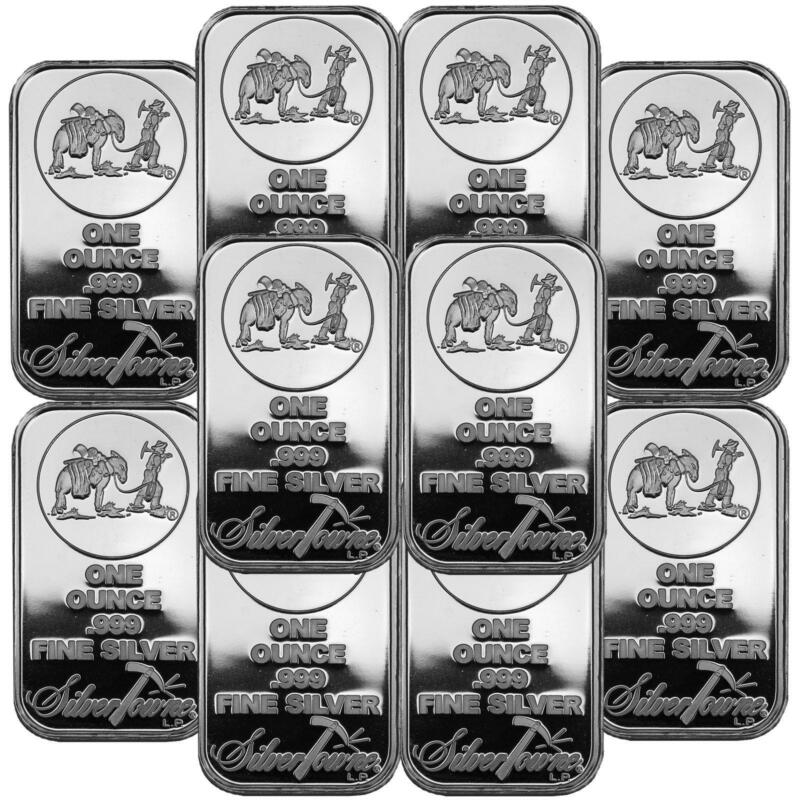 Silver Bullion 1 Oz Ebay