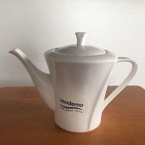 Moderno New Bone China - Teapot