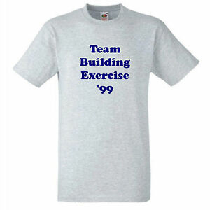 Team Building Exercise 39 99 T Shirt Flight Of The