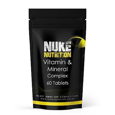 Vitamin Mineral Complex Zinc, Magnesium, Calcium, Turmeric, Flaxseed Vitamin K2